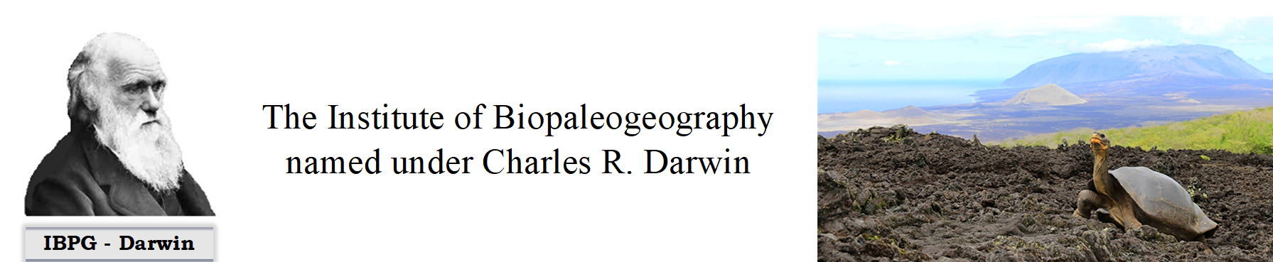 The Institute of Biopaleogeography named under Charles R. Darwin